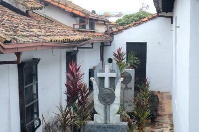 Las tumbas célebres de Bucaramanga