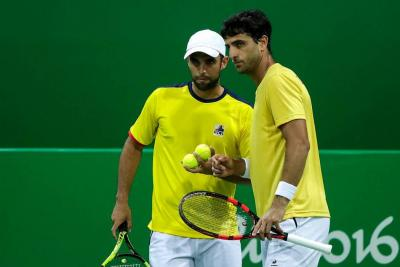 Cabal y Farah ya están en las semifinales del ATP 500 de Barcelona