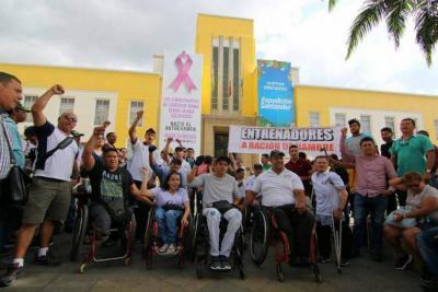 Gobernación de Santander le ha incumplido a población con discapacidad