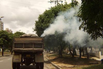 ¿Quiénes son los que más contaminan en Bucaramanga?