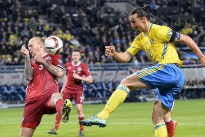 Suecia confirma que Ibrahimovic no estará en el Mundial de Rusia