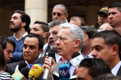 """""""Colombia debe proteger a los testigos vinculados en caso Uribe-Cepeda"""": HRW"""