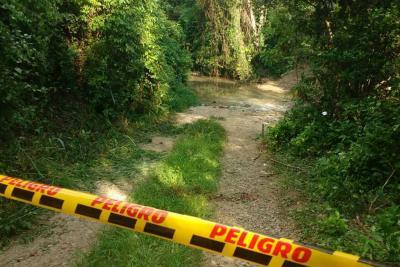 Asesinan a un ingeniero en una trocha del sector industrial de Chimitá