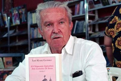 Falleció el escritor santandereano Jaime Álvarez Gutiérrez