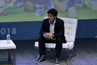 """Espero que Colombia sea la sorpresa del Mundial de Rusia"": Mauro Camoranesi"