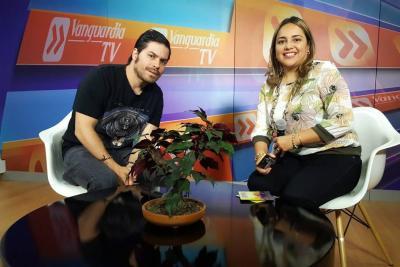 Reviva la entrevista con Nicolás Mayorca en VanguardiaTV