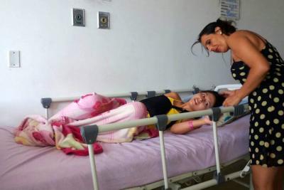 Joven lleva 18 días esperando remisión urgente al Hospital Universitario de Santander