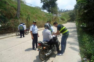 Vía a Barrancabermeja es la más accidentada en Lebrija