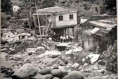 Estas son las emergencias invernales de los últimos años en San Vicente de Chucurí