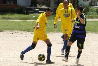El Poblado tendrá final de fútbol de veteranos