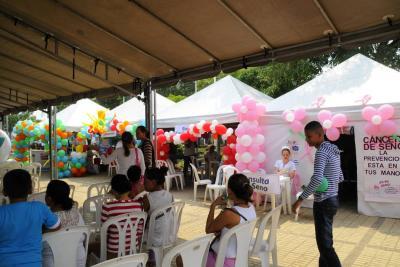 Hoy se realiza la 'Feria de la salud' en El Puerto