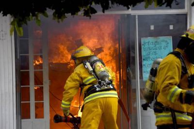Pérdidas por $ 800 millones dejó incendio en Barrancabermeja