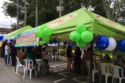 Socorranos participaron de la Cuarta Feria de la Salud