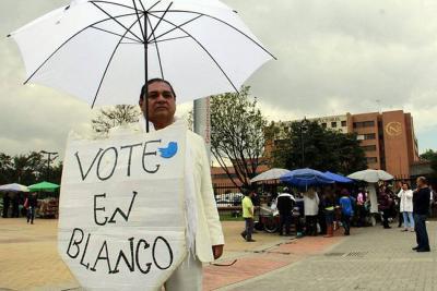 Conozca los mitos y verdades del voto en blanco ante las elecciones presidenciales