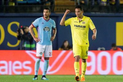 El colombiano Carlos Bacca acercó al Villarreal a Europa