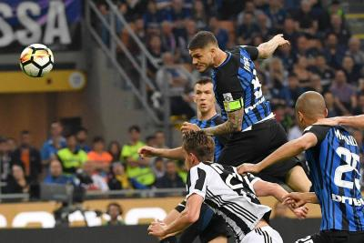 Higuaín hundió a Inter y mantiene líder a Juventus