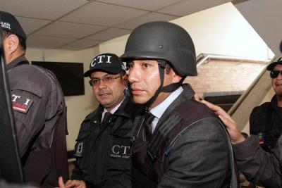 Por 11 casos de corrupción, Fiscalía imputó a Luis Gustavo Moreno