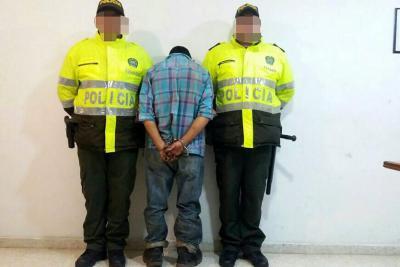 Cuatro personas fueron capturadas por diferentes delitos