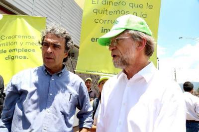 Fajardo sale en defensa de los profesores  y descalifica declaraciones de Álvaro Uribe