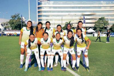 Selección Santander Femenina comienza la defensa del título nacional