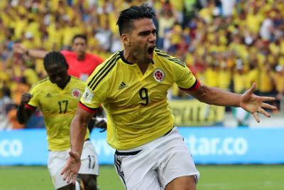 Colombia es favorita de su grupo en el Mundial de Rusia 2018
