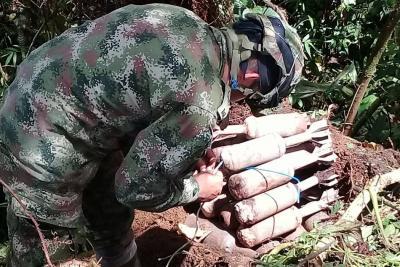 Dos militares muertos por ataques en Guaviare