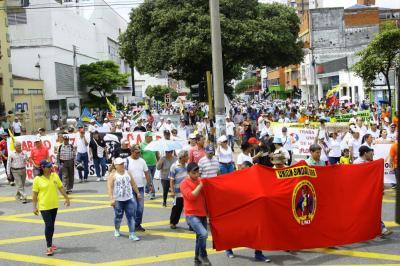 Sindicatos de Santander pidieron  implementar modelo de trabajo decente