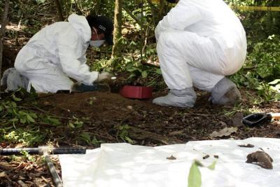 Se han ubicado 9 mil cuerpos de víctimas del conflicto en Colombia