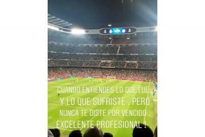 El conmovedor mensaje de Daniela Opsina a James Rodríguez