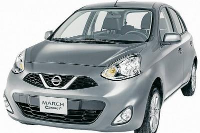 Nissan March Connect, la mejor edición especial