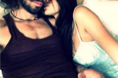 La atrevida e íntima foto de Maite Perroni y su novio