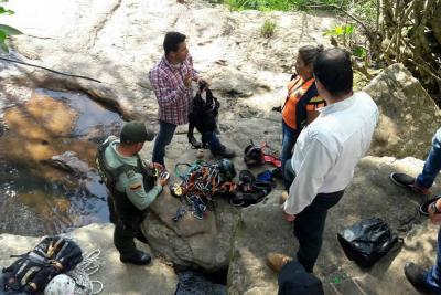 Policía de Turismo realizó controles en la Mesa de Ruitoque