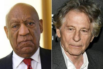 Bill Cosby y Roman Polanski, expulsados de La Academia de Hollywood