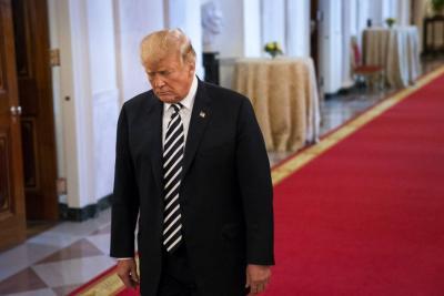 Trump admitió que el pago a la actriz porno Stormy Daniels salió de sus bolsillos