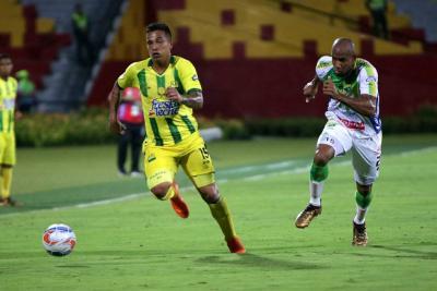 Atlético Bucaramanga cayó con Huila en la Copa