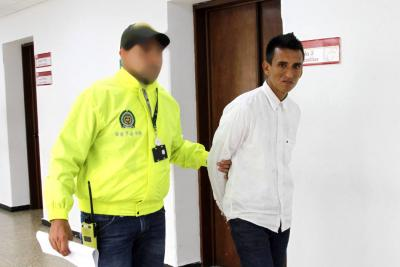 Arrestan a hombre vinculado con asesinato sucedido hace 10 años en Floridablanca