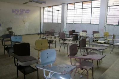 Detectaron 1.574 casos en Bucaramanga de deserción escolar