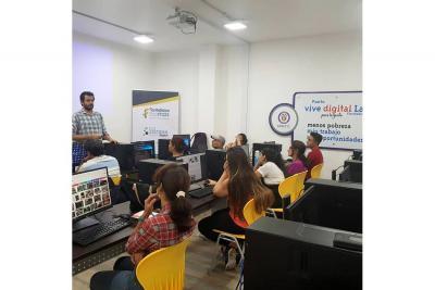 Disponible oferta de entrenamientos digitales