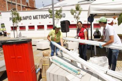 Prepare sus residuos posconsumo, hay nueva jornada de recolección en Bucaramanga