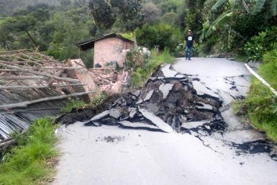 Santander necesita $177 mil millones para 29 municipios afectados por lluvias