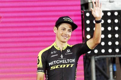 Colombia tiene opciones en el Giro de Italia 2018