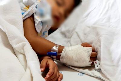 Conmoción por caso de violación y tortura a niña de tres años