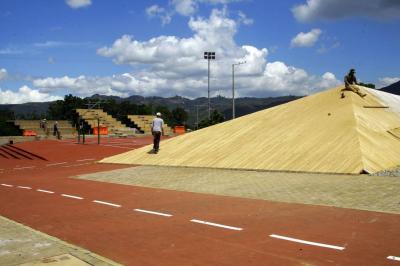 Aumenta la expectativa por entrega del Parque Temático en Piedecuesta