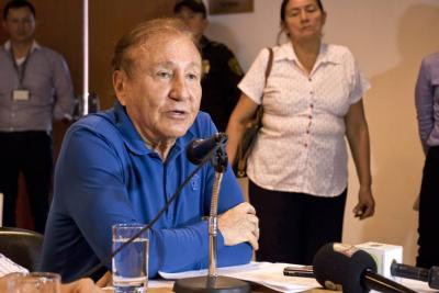 """""""Bucaramanga ya empezó a cambiar su mentalidad a la hora de elegir"""": alcalde Rodolfo Hernández"""