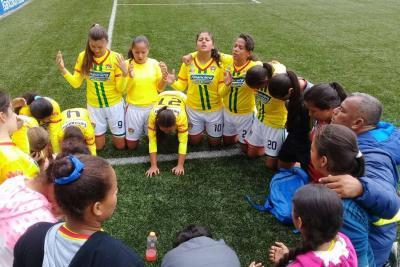 La selección Santander infantil quedó a un paso de la semifinal