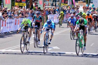 Colombia festejó por partida doble en la Vuelta a Madrid