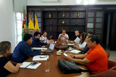 11 de mayo, día clave para Ptar San Silvestre