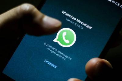 ¿Por qué se congela WhatsApp al tocar el círculo negro?
