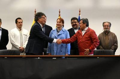 Cuba se alista para acoger diálogo entre Gobierno colombiano y Eln