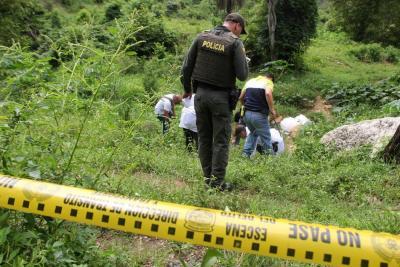 Cruce de disparos entre delincuentes y Policía dejó un herido en Bucaramanga